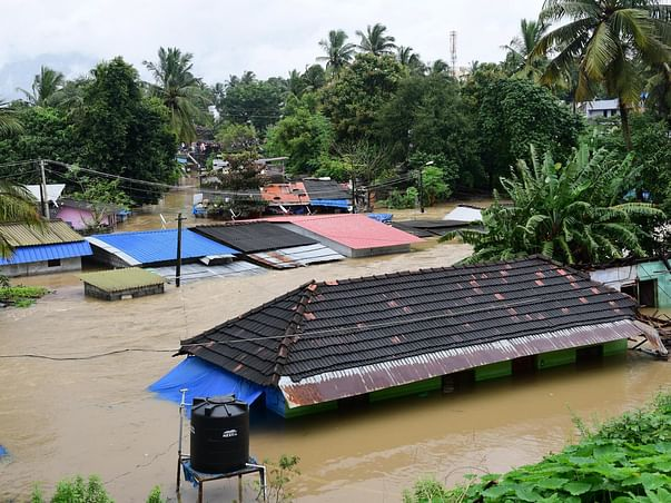 Kerala Flood Relief Fund Raising
