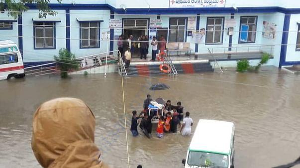 Adilabad Floods