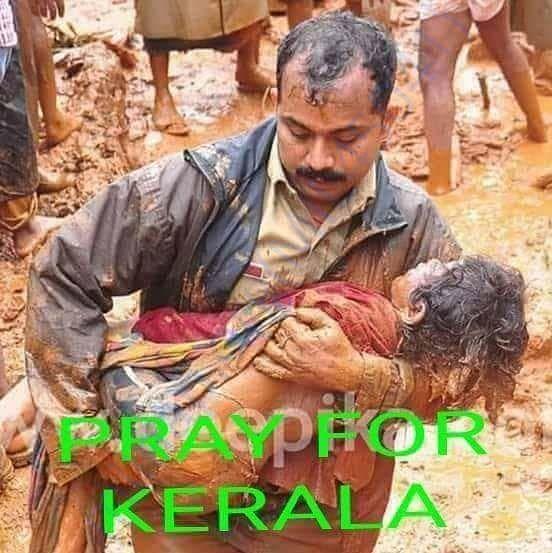 Kerala victim pictures