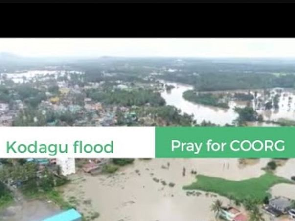 Stand with Kodagu  #prayforcoorg - An initiative by VISH and team....