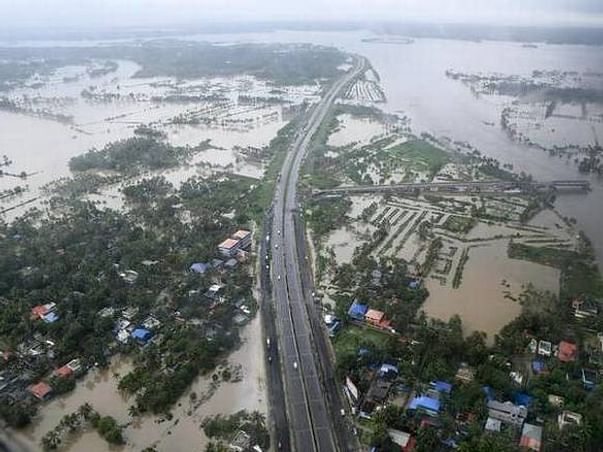 Help Kerala To Fight The Flood Disaster