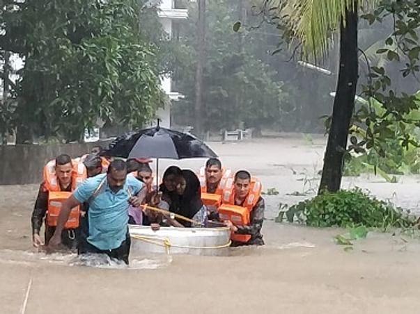 Kerala flood rescue fund