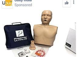 Prestan CPR mannequin (Adult)