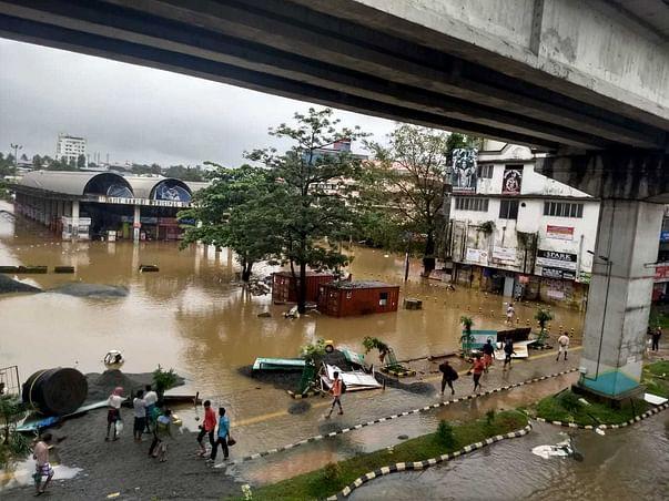 Kerala floods  'Rescue Kerala '