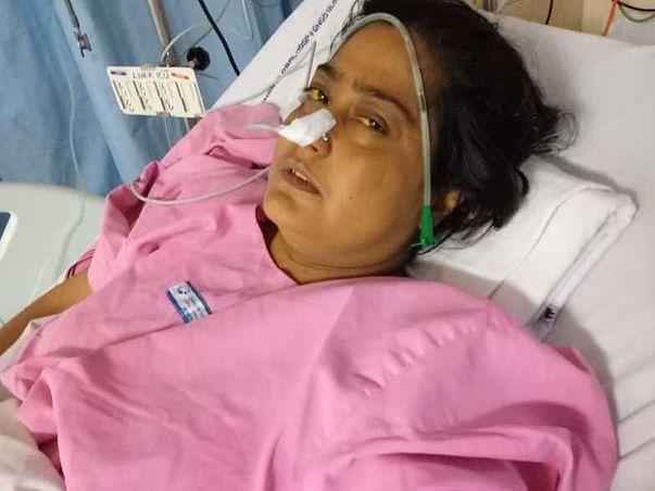 Liver Transplantation For Seema Singh.