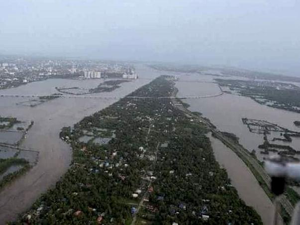 Kerala flood relief project