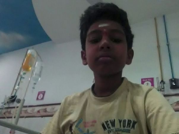Help Harshavardhan fight blood cancer