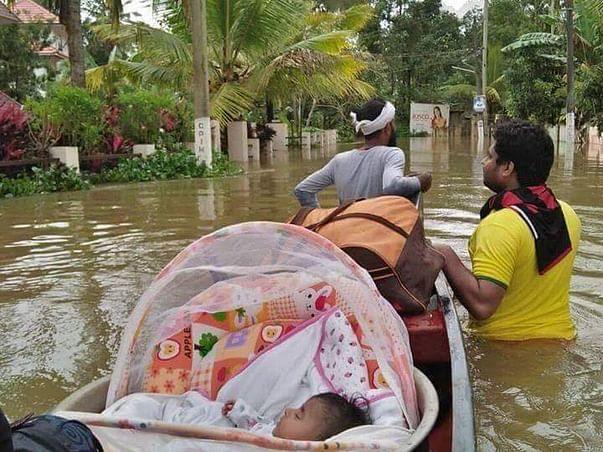 Kerala need your Help - Kerala flood 2018 Relief