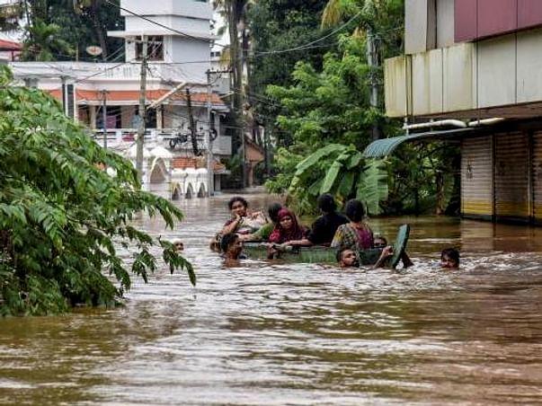 Kerala flood relief