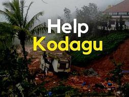 Kodagu Flood Relief