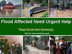 Kerala-Orissa Flood Relief - Urgent Help Needed
