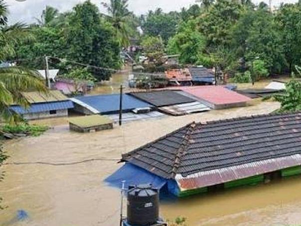 Kerala flood Victims Restoration