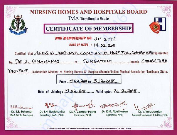 IMA registration