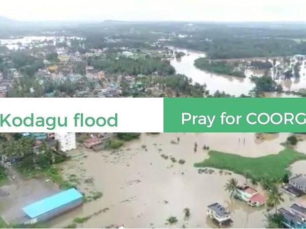 Rebuild Kodagu - An Initiative to Rebuild Houses for Flood Victims.