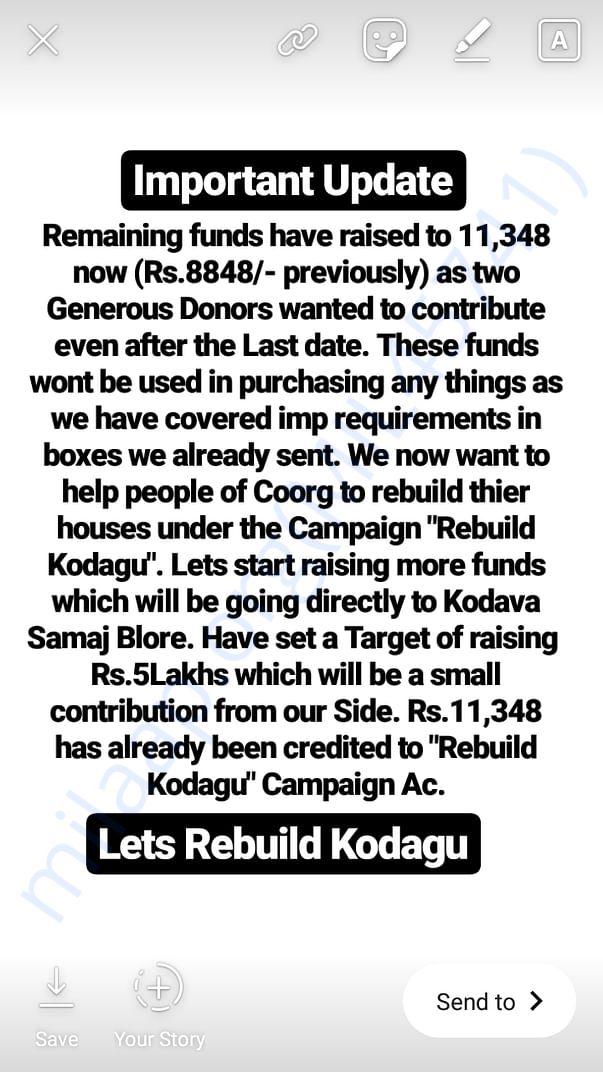 Rebuild Kodagu