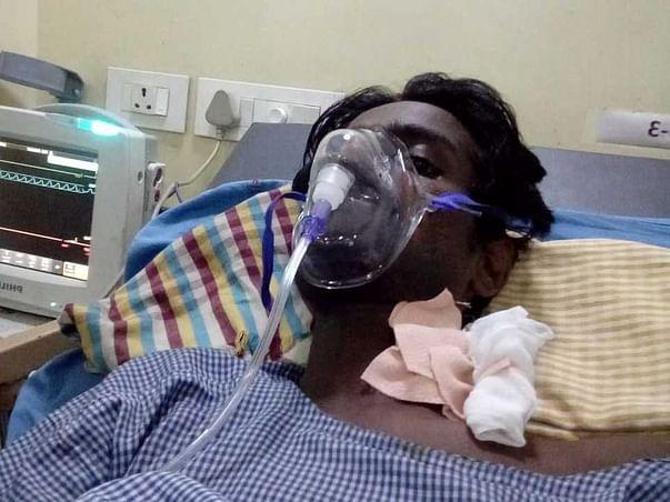 Help Uppala Nagarjuna Have A Kidney Transplant