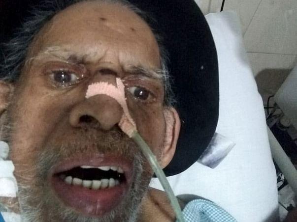 Help Dr. Ramesh Sharma Fighting for his Life