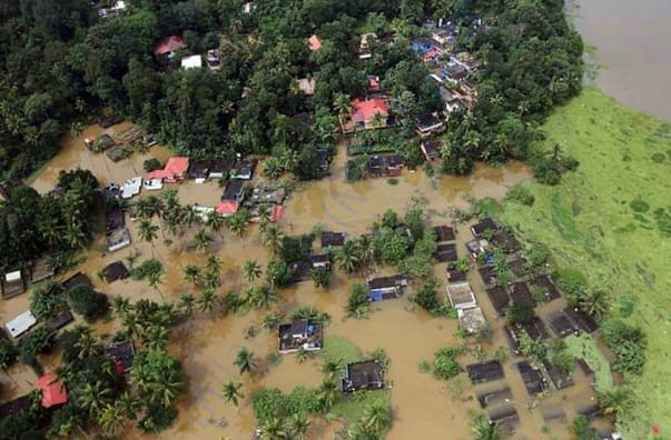 ONE OF THE WORST NATURAL CALAMITY IN KERALA