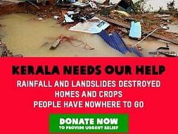 Donate to Save Kerala.