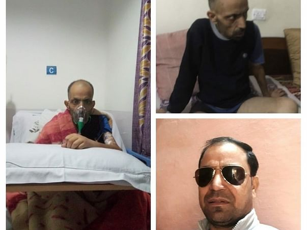 Help Suresh Bhat Fight Cancer