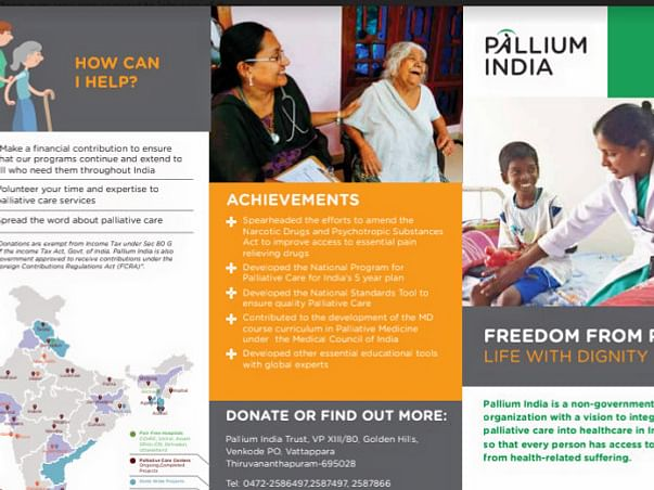 Help Pallium India Save The Kerala Flood Victims