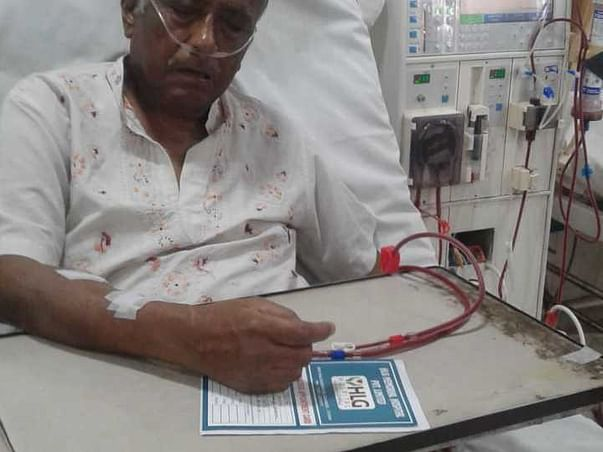My Father Is On Dialysis, Need Your Help To Treat Him
