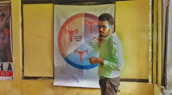 Teaching the menstrual cycle