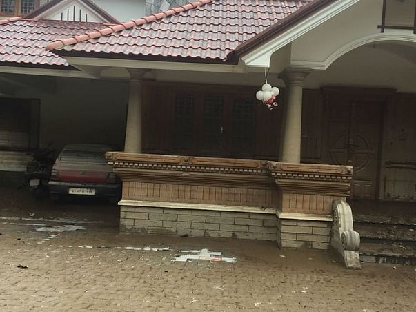 Fund for Building Parents House Impacted by floods