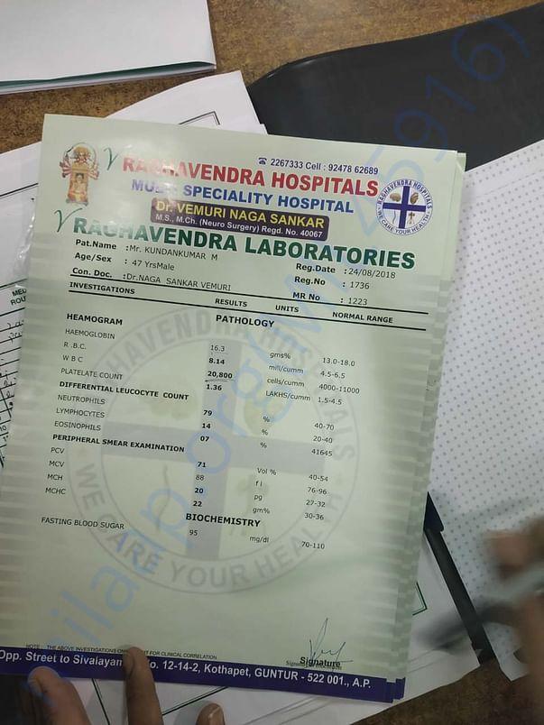 Documents of BRAIN HAEMORAGE