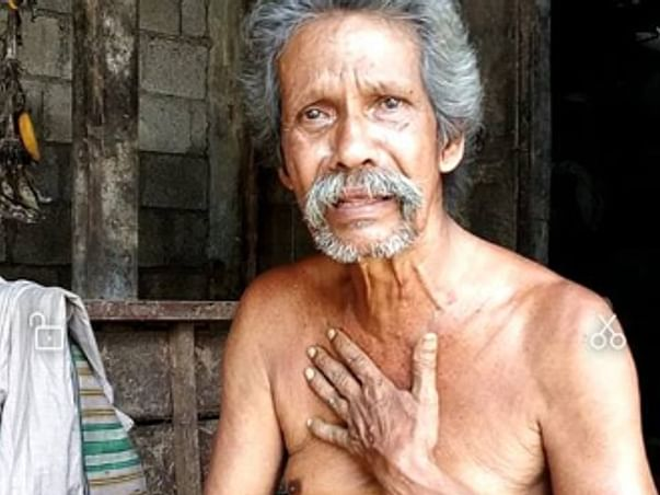 Help 70-Year-Old Chetan To Go Back To Normal Life  #keralaflood