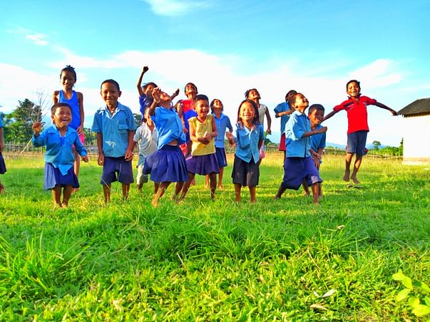 Help 103 Tribal Children to get Better Education