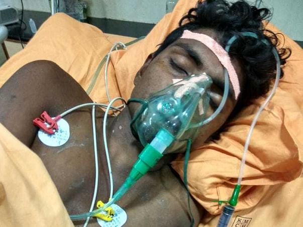 Help Naveen Who Met with A Severe Accident And Fighting For Life.