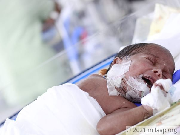 Hotel Worker Struggles To Save 2-Month-Old From Deadly Disease