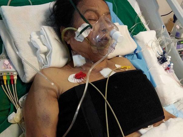 Help My Friend's Mother's Heart Bypass Surgery