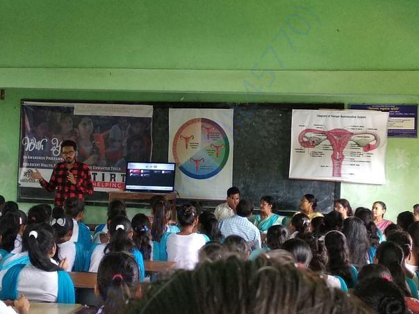 Awareness programme on 25.08.2018