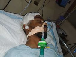 Help Saikiran Who Met With An Accident And Fighting For His Life.