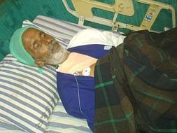 Help My Grandfather Undergo A Heart Operation
