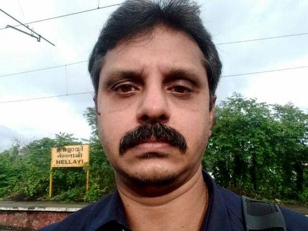 Help NR Subramanian In Kerala