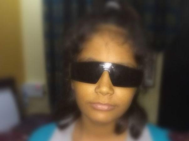 Help Sanjana Undergo Eye Surgery