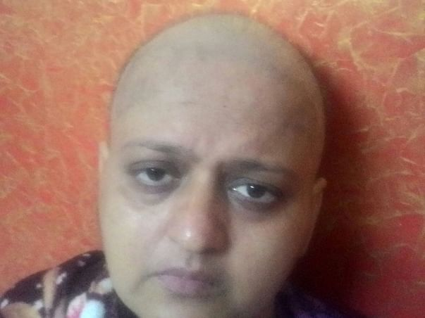 Help Mamta Suffering From Cancer