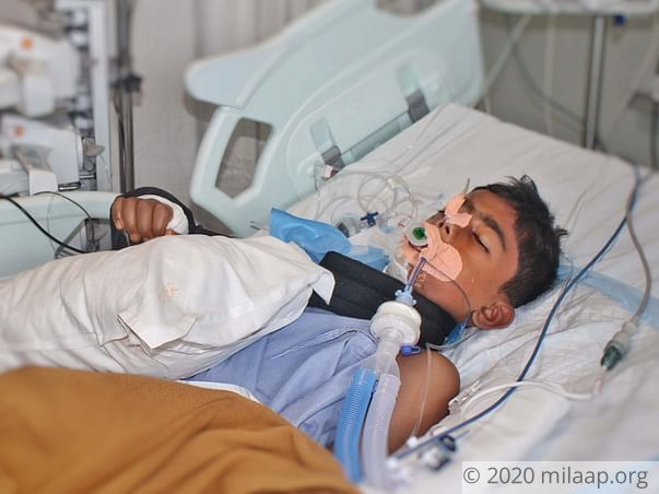 An Accidental Fall Left This 13-Year-Old With Damaged Organs