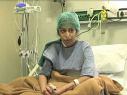 Be A Helping Hand For Priya's Lymphoma Operation