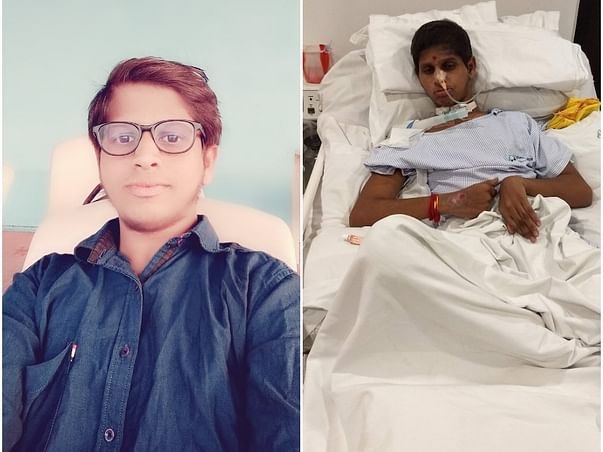 Nagesh Suffered A Horrific Brain Injury.Only Your Support ...