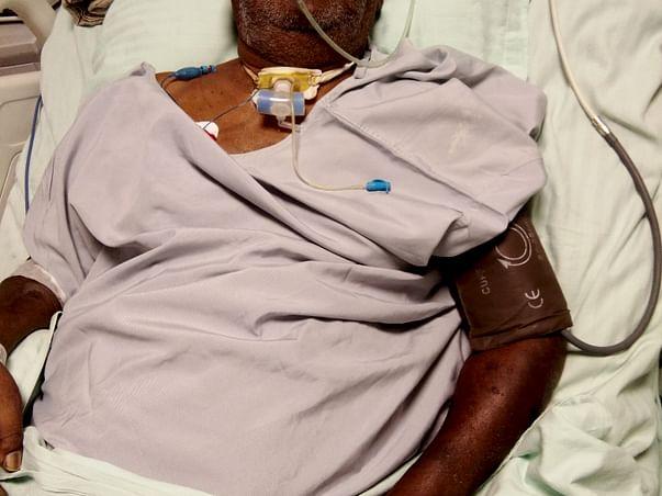 Help My Father Gopinath Kurmi To Fight Systemic Hypertension