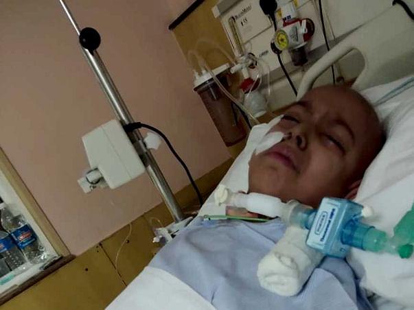 Help Shaurya Fight Against Cancer