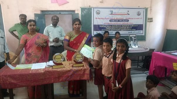 Regional Winners - Science Exhibition