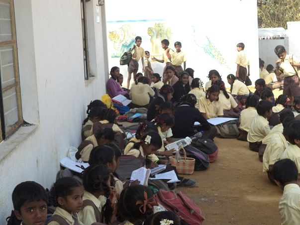 Help us empower rural India