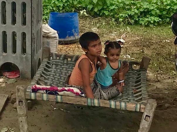 Help Ganges Flood Victims With Food And Clothes