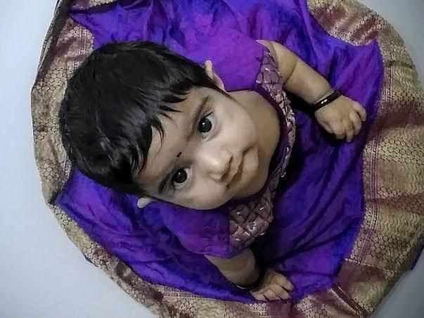 Help Aadya Fight Leigh Syndrome