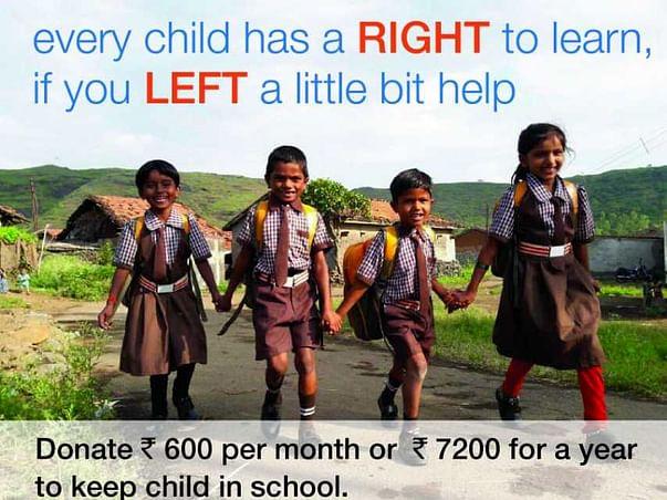 Sponsor A Child's Education
